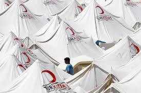 Syrian Camp in Turkey