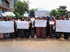 Myanmar Stop Rape