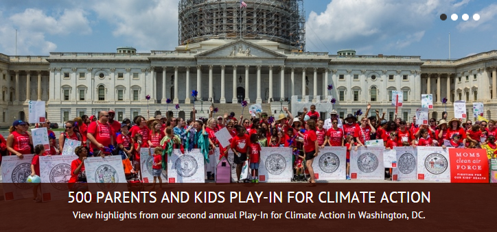 Climate Moms Clean Air Force