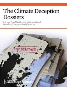 Books climate-deception-dossiers